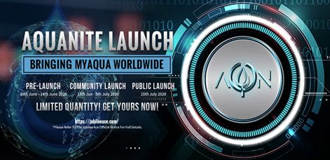 Lo and Behold、AQUAnite、FacebookLibra以来最もホットな暗号通貨のローンチ