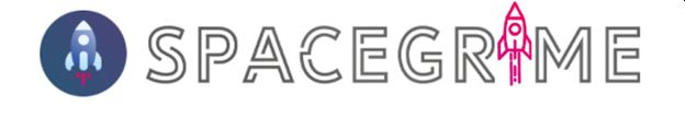 SpaceGrime Announces Space Initiative with X