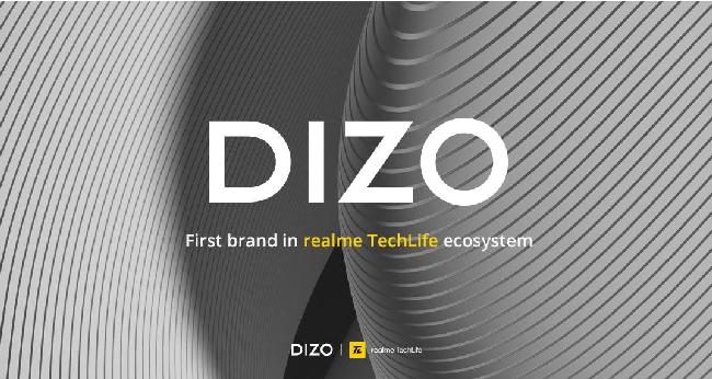 DIZO - the first brand in the realme TechLife Ecosystem announces its global launch