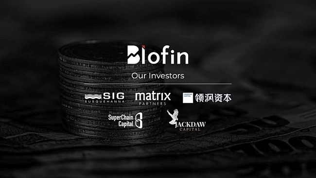 Digital asset management agency Blofin raises US$10 million in A+ round investment, led by Susquehanna International Group (SIG)