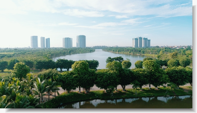 Ecopark launches world's greenest residential complex