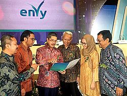 Envy Technologies Indonesia (IDX:ENVY) IPO set July 8
