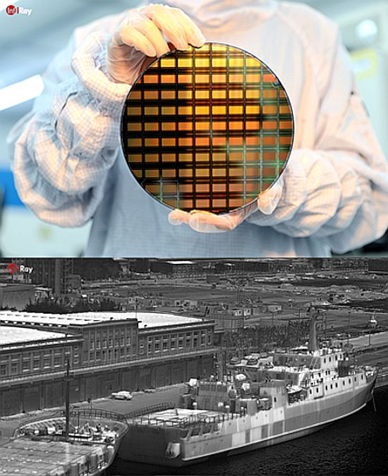 InfiRay Releases World's 1st 8 Micron Thermal Camera Detector