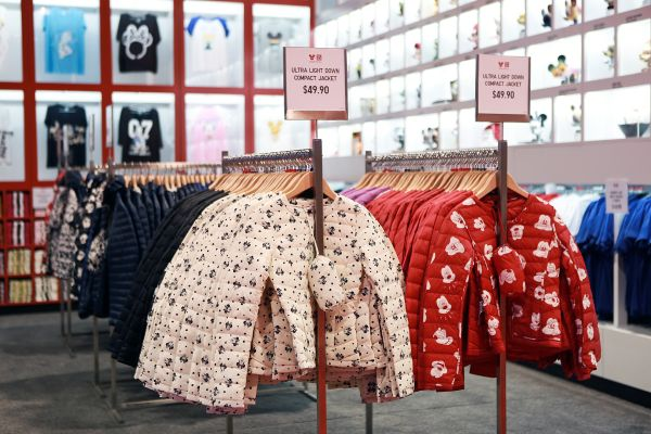 Uniqlo launches its magic for all collection a selection of the new plushmickey mouse in uniqlos signature fleece and flannel fabrics with a selection of the new uts stopboris Images