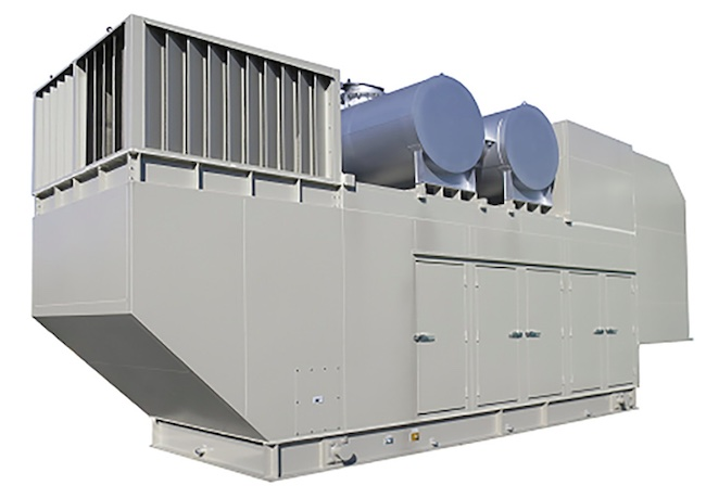 MHIET Develops 2,000 kVA Diesel Generator, Highest Output in a Japanese-made Packaged System