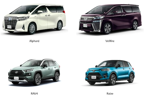 2019 JNCAP Assessment on Toyota Vehicles Announced