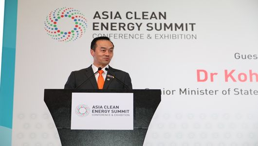 Innovation and Investment Seen as Growth Drivers for Asia's Transition to Clean Energy - Asia Clean Energy Summit 2019
