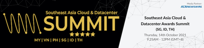 Over 400 Senior IT Professionals to Attend APAC's Largest Virtual Cloud & Datacenter Summit this October