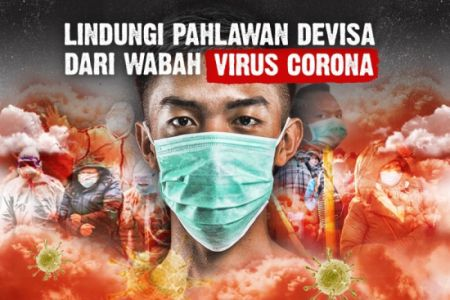 ACT to Send 10,000 Boxes of Masks to Indonesians in Hong Kong
