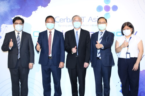 CerbACT Asia Holds Ribbon Cutting to Celebrate New Immuno-oncology Centre of Excellence