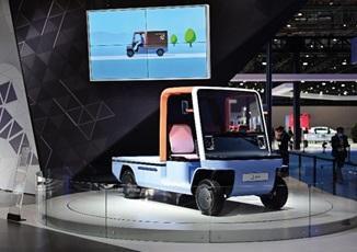 力世紀有限公司宣佈其城市物流車UME於德國獲得2021國際汽車品牌大賽頒發「商用汽車」類別「至尊獎」殊榮