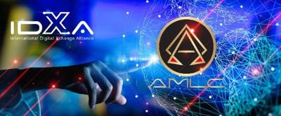 AMLC幣在IDXA交易所亮相发展前景可期