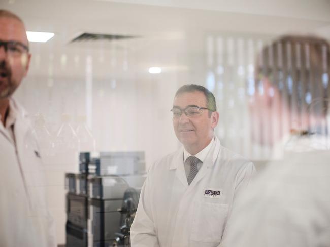 南澳大利亞州州長為亞太地區臨床試驗設立了價值 150 萬美元的疫苗和免疫生物學一流實驗室