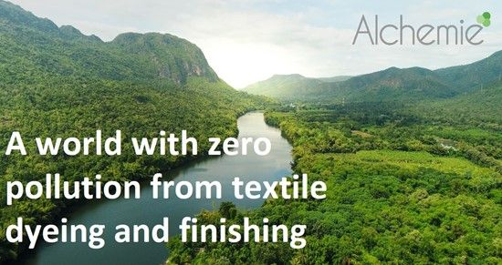 Alchemie Technology Teams Up with At One Ventures and H M Group to Deliver Sustainability Breakthrough in Textile Dyeing and Finishing