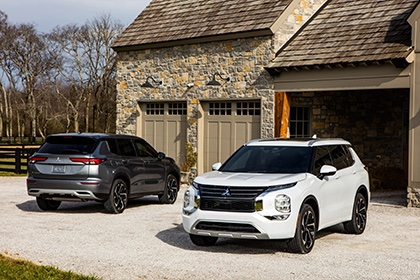All-New Outlander Earns Highest Safety Rating from IIHS in the US