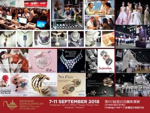 HONG KONG, Jun 20, 2018 - (ACN Newswire) - Thailand has rich history as one of the world's most prominent centers for gems and jewelry.