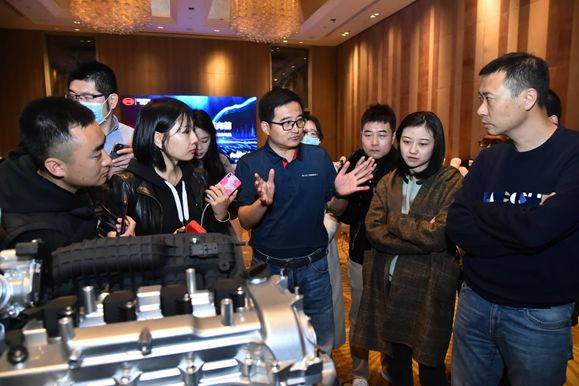 BYD Debuts DM-i Hybrid Technology and 1.5L Xiaoyun Engine