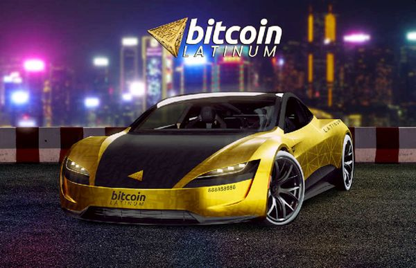 Bitcoin Latinum Launches Tesla Roadster Special Edition Global Giveaway