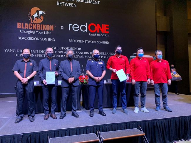 BlackBixon Partners with redONE in Marketing Push for Ni Hsin Resources' F&B Business