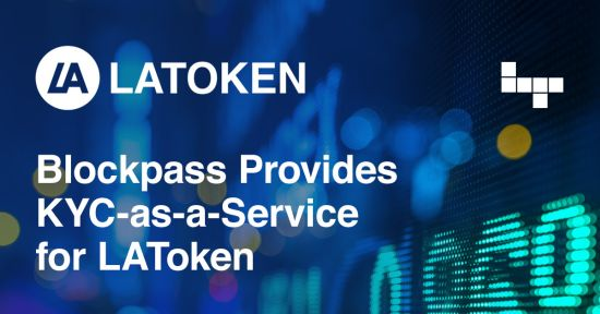 Blockpass Lists PASS on LAToken, Provides KYC-as-a-Service