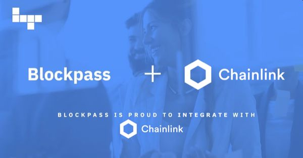 Blockpass Employs Chainlink on Mainnet to Provide On-Chain KYC Across Multiple Blockchains