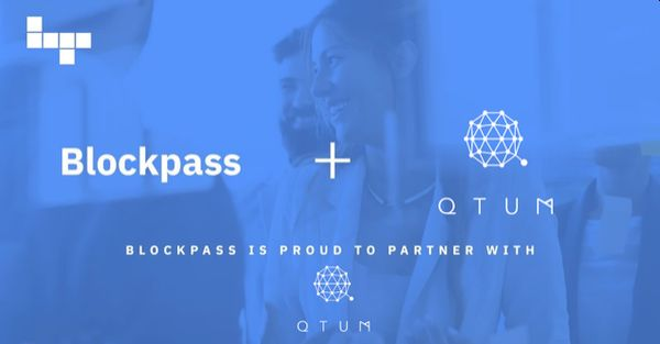 QTUM and Blockpass Partnership Brings On-Chain KYC to Ecosystem