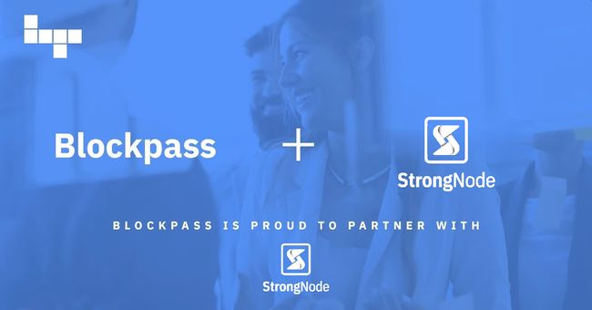 StrongNode Partners with Blockpass for KYC Provision
