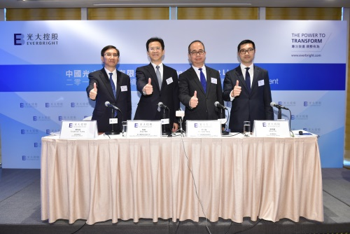 China Everbright Limited Announces 2019 Interim Results