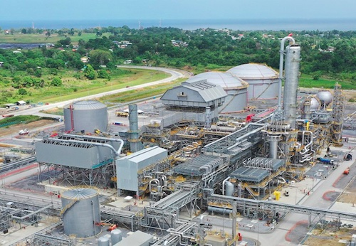 Mitsubishi Corporation: Commercial Operations Commence at Methanol / Dimethyl Ether Plant in Trinidad and Tobago