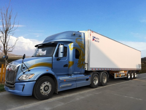 CIMC Vehicles eyes emerging cold chain logistics, CICC expects market value exceeds RMB 40 billion