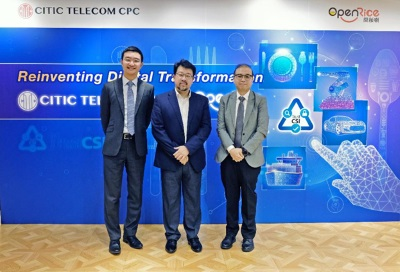CITIC Telecom CPC X OpenRice Cooking up Technological Transformation with a Food Tech Ecosystem, To Always Deliver More Than Expected