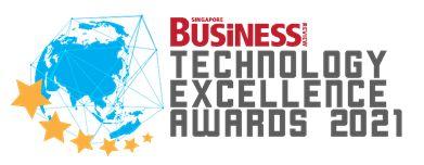 中信国际电讯CPC凭借「DataHOUSE AR 千里眼」于「2021年度新加坡商业评论 - 卓越科技奖 (SBR TEA 2021)」中荣膺「电讯业增强现实及虚拟现实项目(Augmented & Virtual Reality Award for Telecommunications)」奖项