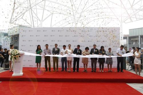 『青岛海上嘉年华』一站式国际名牌折扣中心开始试业