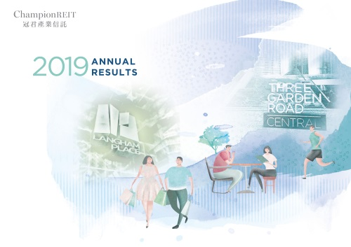 Champion REIT Announces 2019 Annual Results