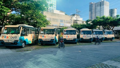 China Dynamics Delivers its First Air-conditioned Electric Buses to the Philippines