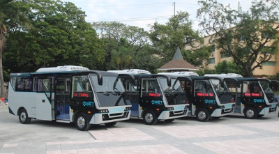 中国动力将向菲律宾及马来西亚供应不少于500辆电动车