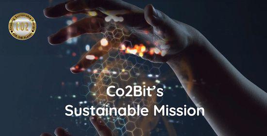 Co2Bitcoin(Co2B)は、地球温暖化に対処する新しいアイデアを提供する