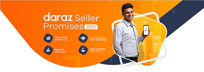Daraz announces Seller Promises including faster pay-outs and accelerated business growth for local entrepreneurs