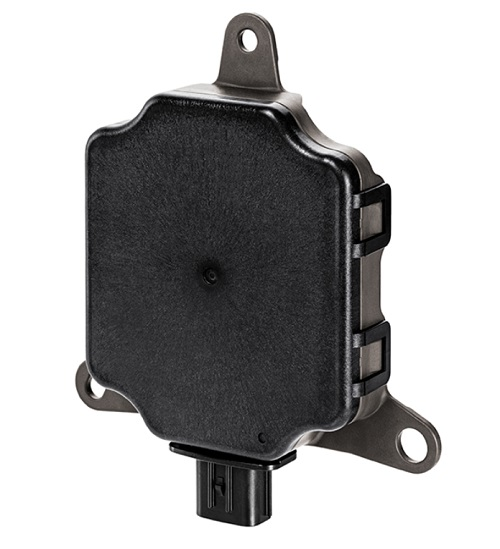 DENSO Develops New 24-GHz Band Submillimeter-wave Radar Sensor