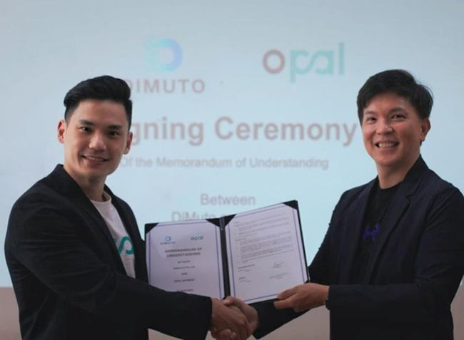 DiMuto and OPAL Announce Agrifood Fintech Partnership to Tackle Trillion Dollar Global Trade Finance Gap