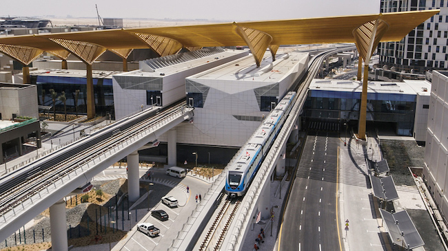 Mitsubishi Heavy Industries Engineering Partners in New Concession of Dubai Metro and Dubai Tram in Joint Venture with Keolis and Mitsubishi Corp.
