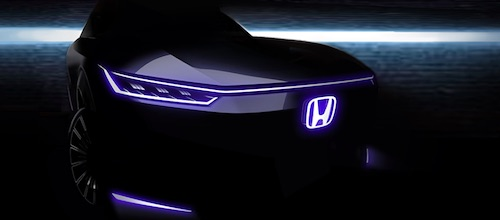 Overview of Honda and Acura Exhibits for the 2020 Beijing International Automotive Exhibition (Auto China 2020)
