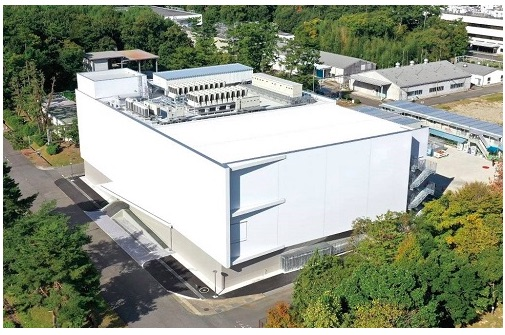 Eisai Completes Construction of the 5th Manufacturing Building at Kawashima Industrial Park in Japan