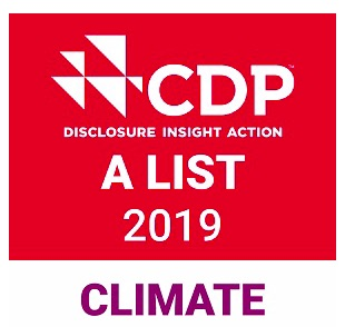 "Eisai Rated ""A"", the Highest Rating in the CDP Climate Change Report 2019"