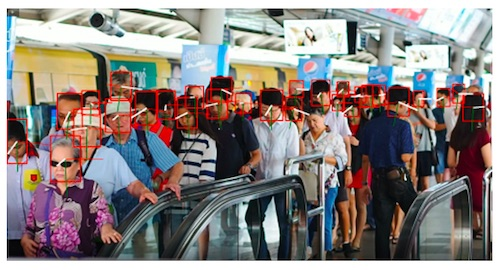 Fujitsu's AI Image Analysis Solution Measure and Evaluate Digital Signage User Experience, Vitalize Cities