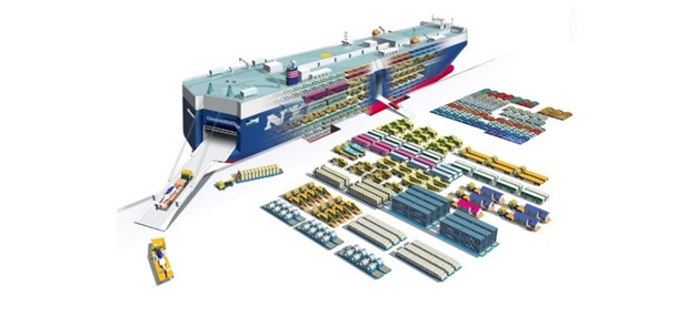 Fujitsu and NYK Streamline Stowage Planning for Car Carriers by Leveraging Quantum-Inspired 'Digital Annealer'