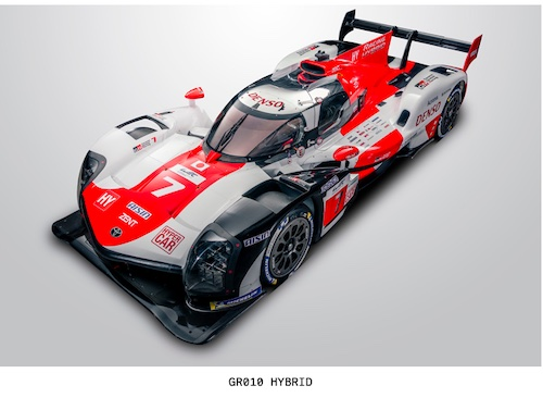 Toyota Gazoo Racing Introduces GR010 Hybrid Hypercar