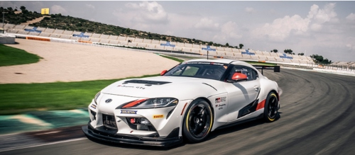 TOYOTA GAZOO Racing to Commence Sales of GR Supra GT4 in March 2020 to Europe
