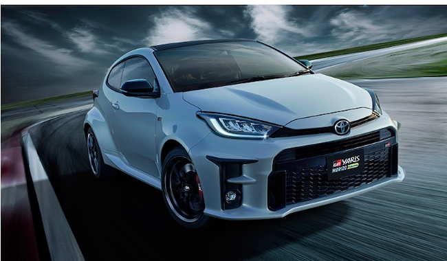 Toyota and KINTO Aim to Provide 'Cars That Evolve in Tune With People'