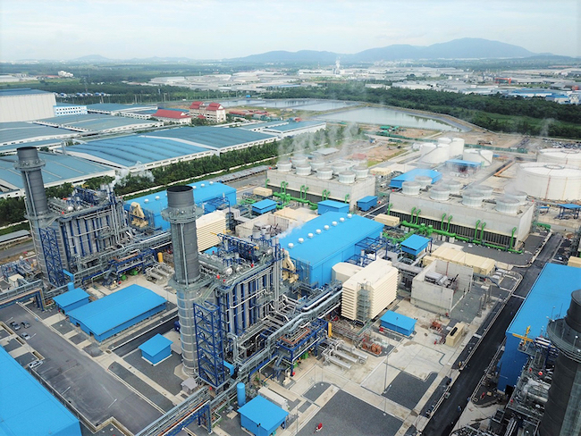 MHI: Second Unit of M701JAC Gas Turbine Begins Commercial Operation at GTCC Power Plant in Chonburi Province, Thailand